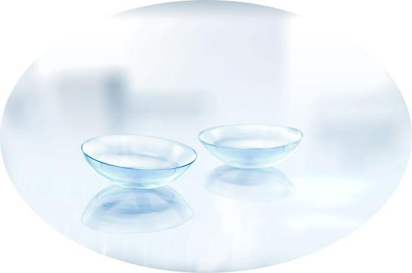 kontaktlinser kan ge besvär